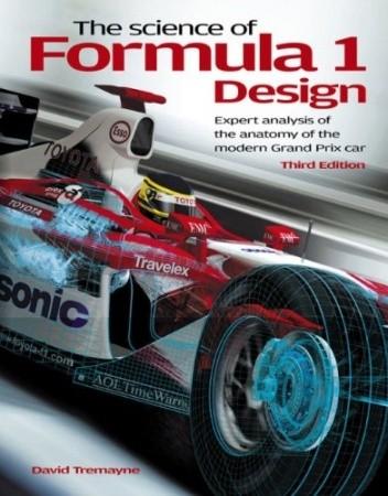 Okładka książki The Science of Formula 1 Design