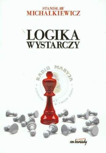 Okładka książki Logika wystarczy