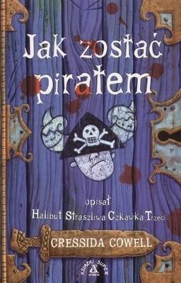 Okładka książki Jak zostać piratem