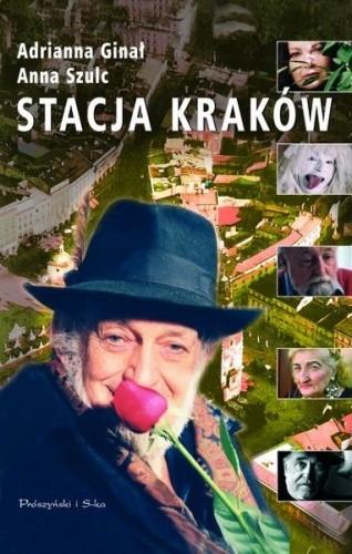 Okładka książki Stacja Kraków