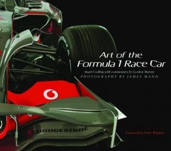 Okładka książki Art of the Formula 1 Race Car