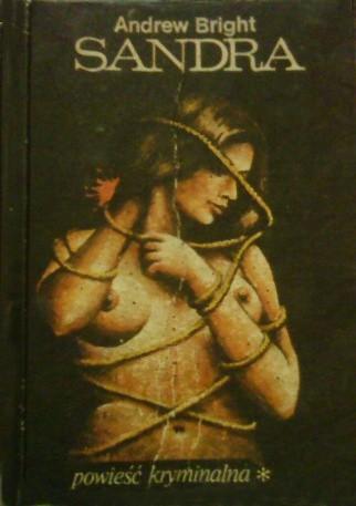 Okładka książki Sandra