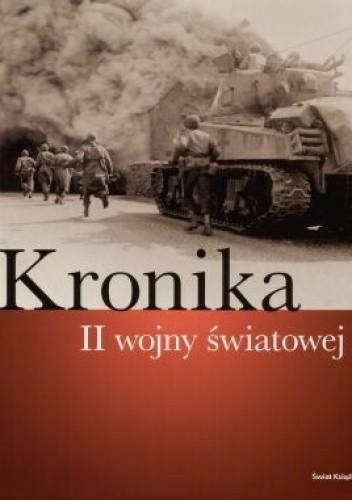 Okładka książki Kronika II wojny światowej