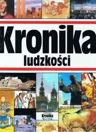Okładka książki Kronika ludzkości