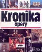 Okładka książki Kronika opery