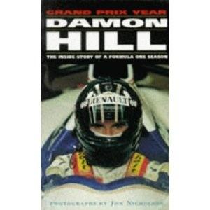 Okładka książki Damon Hill: Grand Prix Year