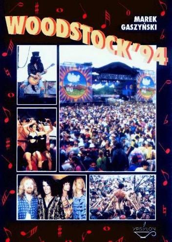 Okładka książki Woodstock '94