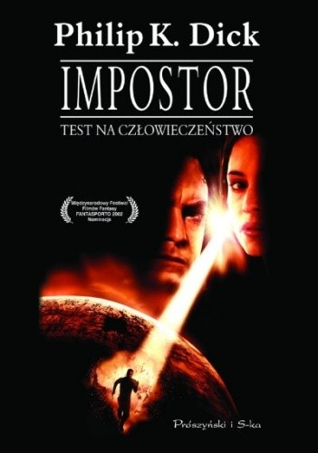 Okładka książki Impostor: test na człowieczeństwo