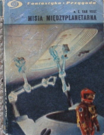 Okładka książki Misja międzyplanetarna