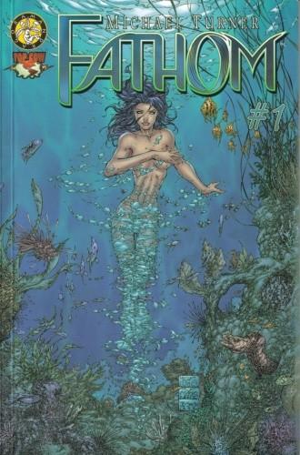 Okładka książki Fathom #1