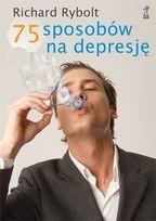 Okładka książki 75 sposobów na depresję