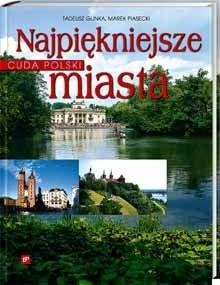 Okładka książki Cuda Polski. Najpiękniejsze miasta