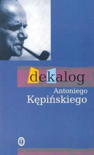 Okładka książki Dekalog