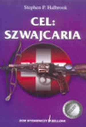 Okładka książki Cel - Szwajcaria