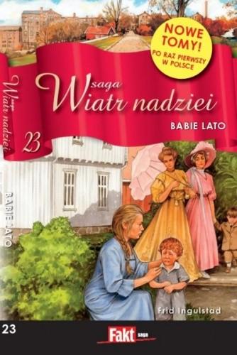 Okładka książki Babie lato