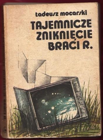 Okładka książki Tajemnicze zniknięcie braci R.