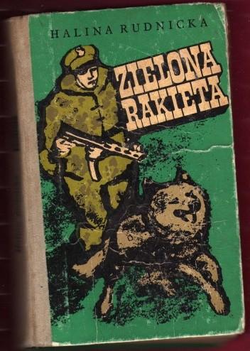 Okładka książki Zielona rakieta