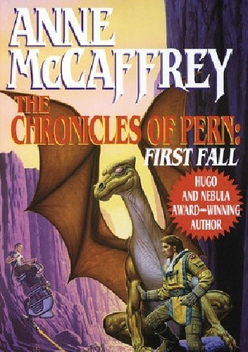 Okładka książki The Chronicles of Pern: First Fall