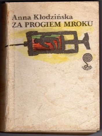Okładka książki Za progiem mroku