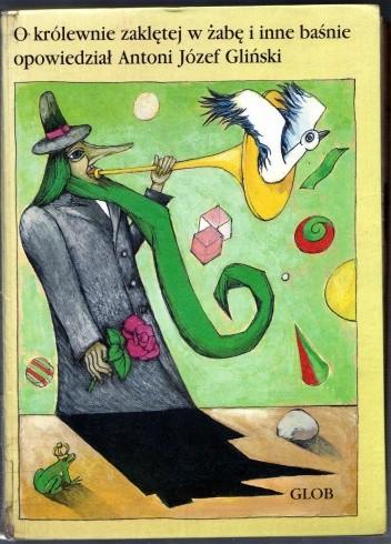 Okładka książki O królewnie zaklętej w żabę i inne baśnie