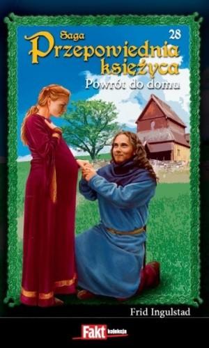 Okładka książki Powrót do domu