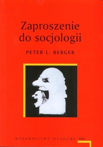 Okładka książki Zaproszenie do socjologii