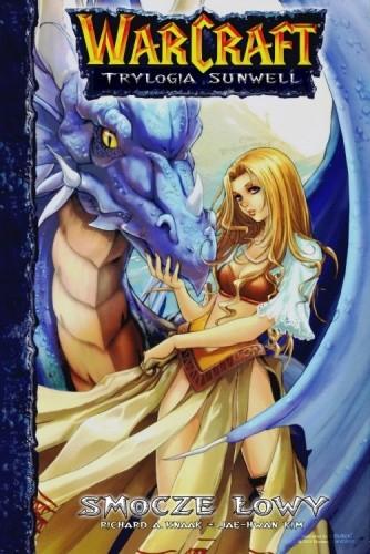 Okładka książki Warcraft: Smocze Łowy