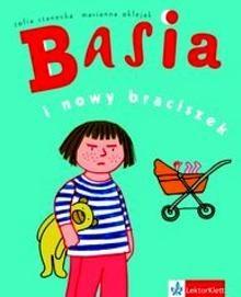 Okładka książki Basia i nowy braciszek