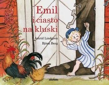 Okładka książki Emil i ciasto na kluski