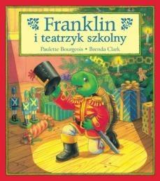 Okładka książki Franklin i teatrzyk szkolny