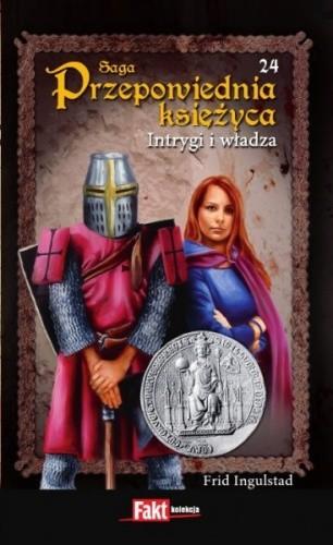 Okładka książki Intrygi i władza