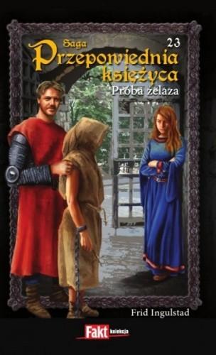 Okładka książki Próba żelaza