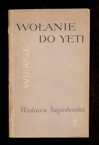 Okładka książki Wołanie do Yeti