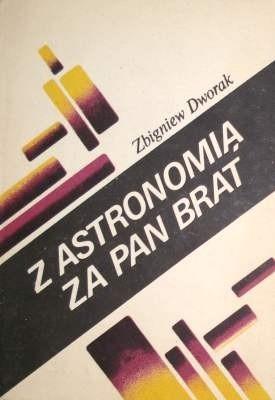 Okładka książki Z astronomią za pan brat
