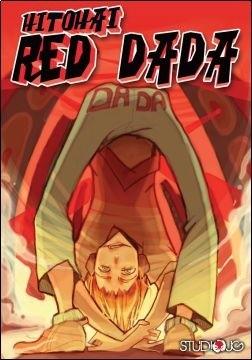 Okładka książki Red Dada