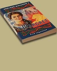 Okładka książki Margret