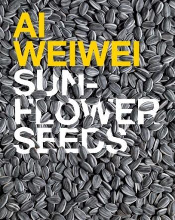 Okładka książki Ai Weiwei. Sun-flower Seeds
