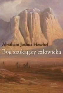 Okładka książki Bóg szukający człowieka