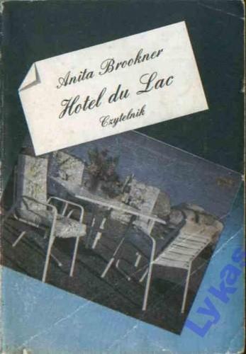 Okładka książki Hotel du Lac