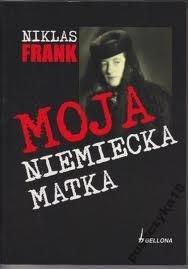 Okładka książki Moja niemiecka matka