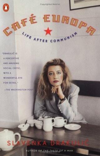 Okładka książki Café Europa