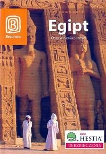 Okładka książki Egipt. Oazy w cieniu piramid