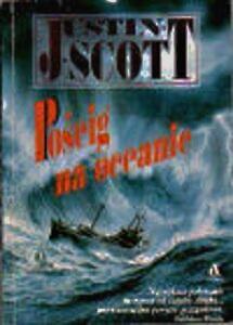 Okładka książki Pościg na oceanie