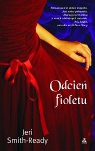 Okładka książki Odcień fioletu