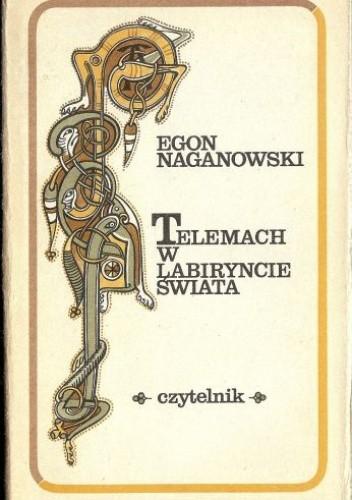 Okładka książki Telemach w labiryncie świata. O twórczości Jamesa Joyce'a