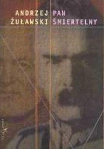 Okładka książki Pan śmiertelny
