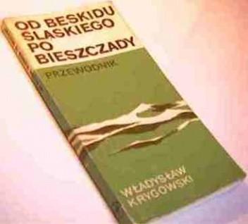 Okładka książki Od Beskidu Śląskiego po Bieszczady