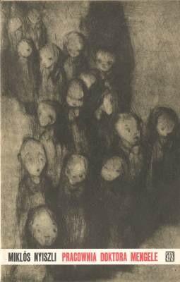 Okładka książki Pracownia doktora Mengele