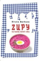 Okładka książki Zupy  na każdy dzień roku