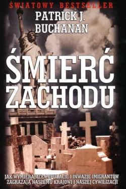 Okładka książki Śmierć Zachodu